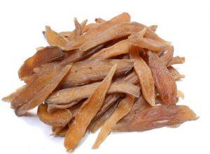Quang Binh specialities: Khoai deo