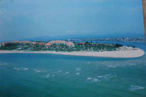 Bao Ninh Peninsula
