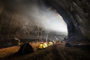 Discovering the eerie beauty inside Son Doong cave through eyes of Australian photographer