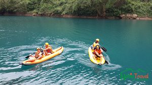 Chay River – Dark cave tourism route: