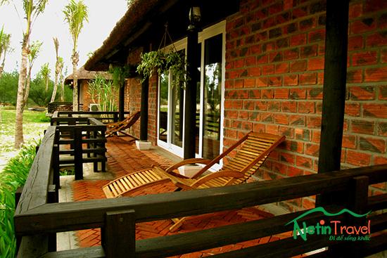 Bungalow - Eco resort