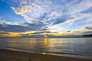 Nhat Le beach