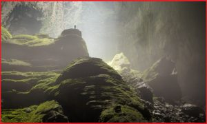 Son Doong cave was listed in the 52 places to go in 2014 by New York Times