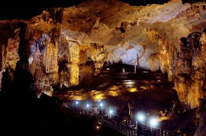 A meeting of ambassadors conquering Son Doong – the world's largest cave.
