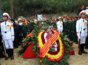 Over 30.000 visitors coming to Quang Binh to thurify for the General Vo Nguyen Giap during holidays
