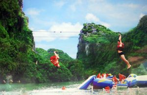 Over 56 thousands of guest turns coming to Quang Binh on TET holiday 2015