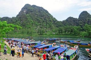 Increasing Phong Nha Cave and Tien Son Cave's boat fee on July 01