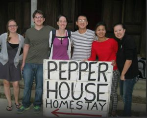 Pepperhouse Homestay