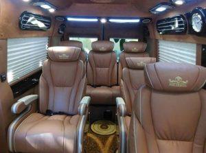 Limousine – 9 seats, Hue – Dong Hoi