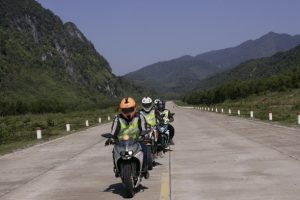 Guide travel from Dong Hoi to Phong Nha National Park