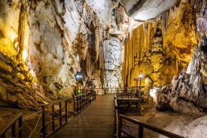 Phong Nha Cave And Paradise Cave Tour – 1 Day Trip attracts tourist coming to Quang Binh